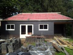 panlatten en dakplaten